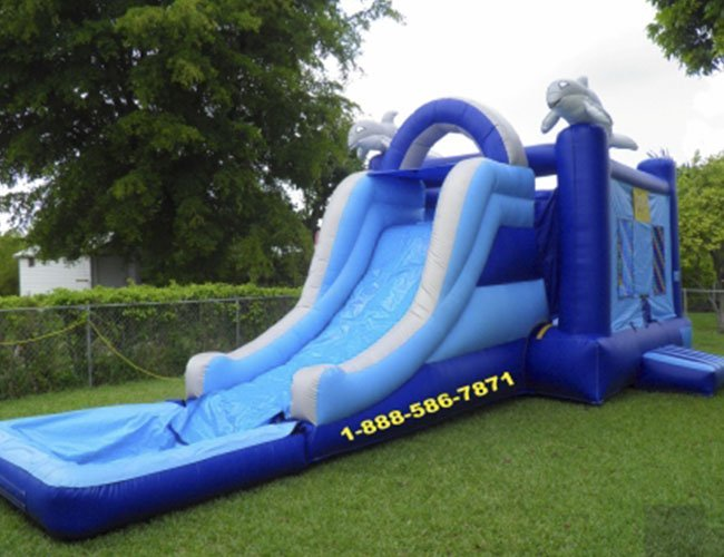 Water Slide Rentals in Miami - Broward - Palm Beach - Water