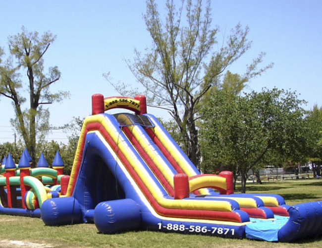 Extra Large Obstacle Course Rentals