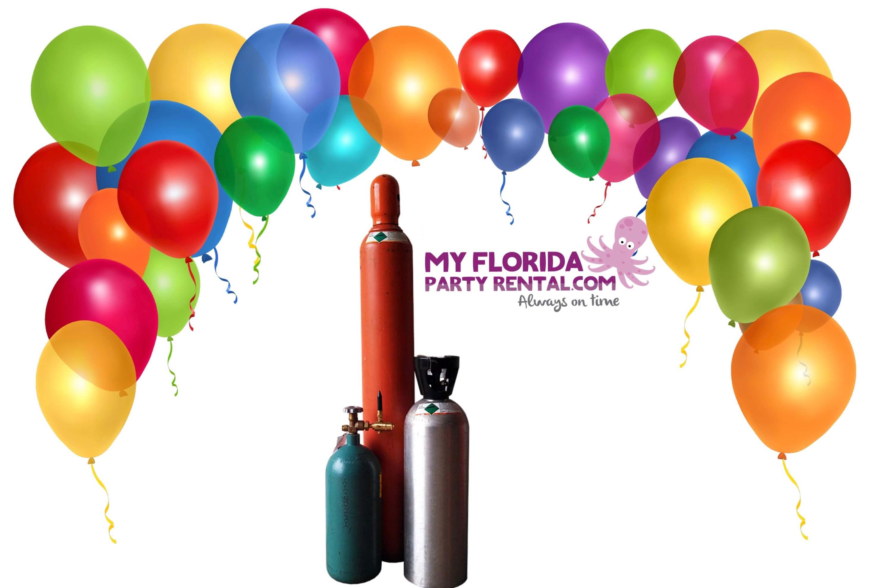 Helium Tank Rental Miami Fort Lauderdale Helium Tank Rentals