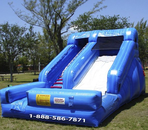 Inflatable Water Slide Rental San Jose: My Florida Party Rental