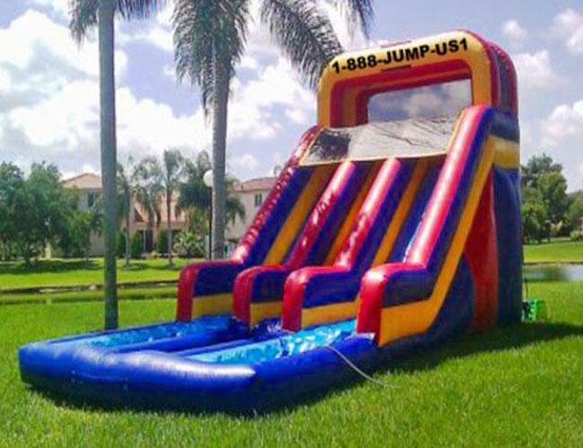 Huge Water Slide Rentals Archives My Florida Party Rental